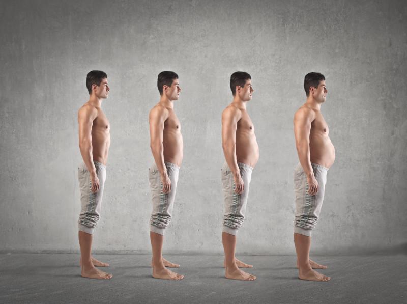 Princíp chudnutia