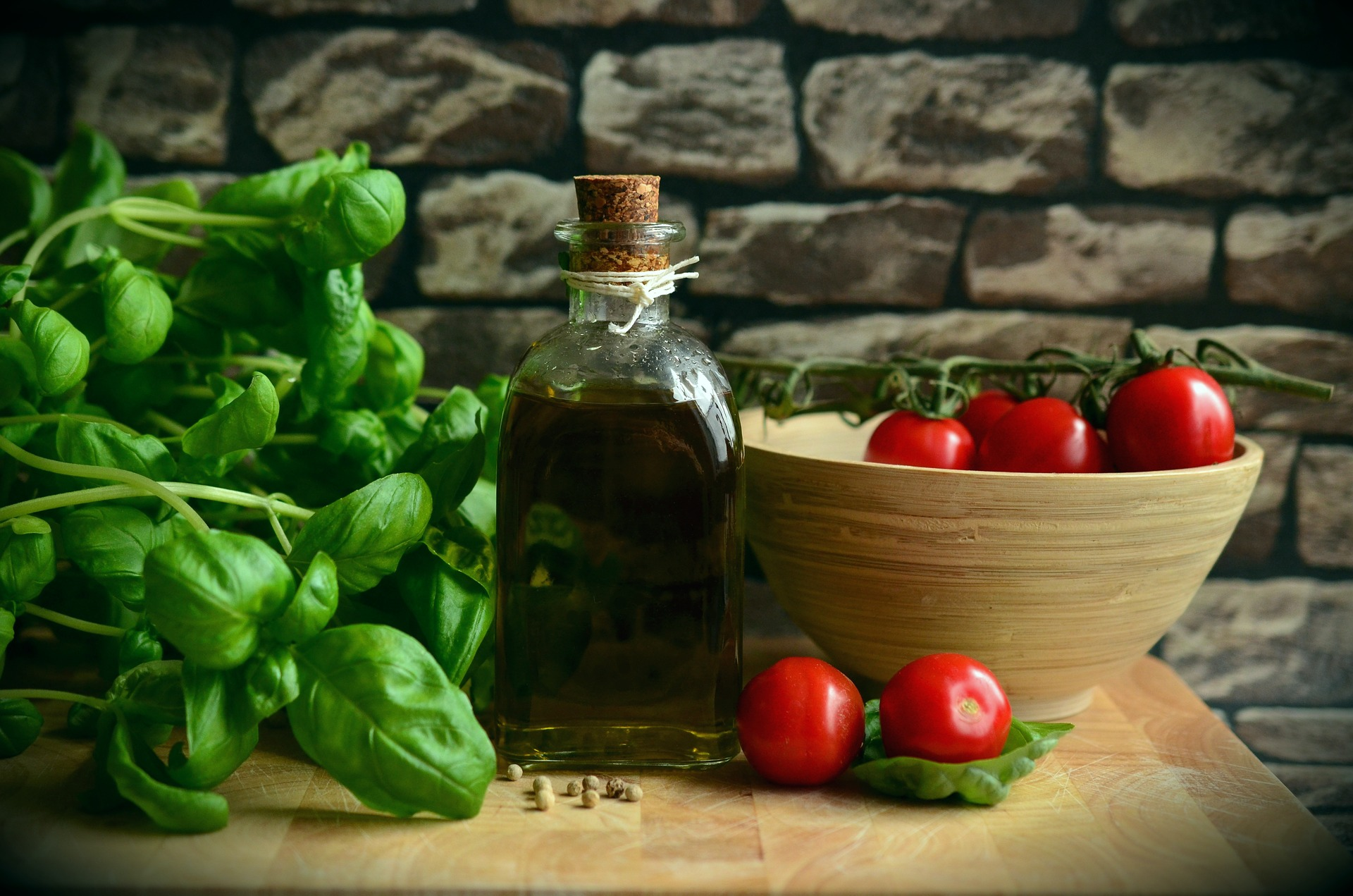 V kuchyni chutne, voňavo a zdravo